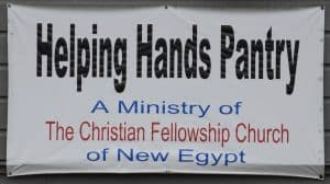 Christian Fellowship Church Helping Hands Food Pantry