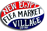 New Egypt Flea Market, NJ