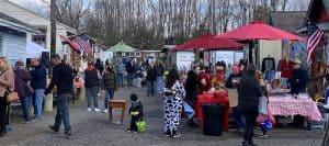 New Egypt Flea Market Village Visitors