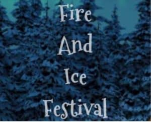 Fire and Ice Festival at the New Egypt Flea Market