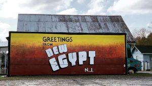 New Egypt Flea Market, NJ