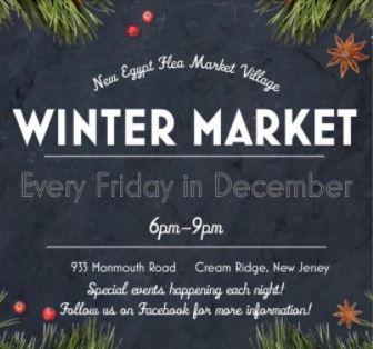 Read more about the article Winter Market: Every Friday in December!
