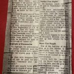 Newspaper-Article-TheSundayBulletin-12-8-68-New Egypt Auction Grew Into Flea Market