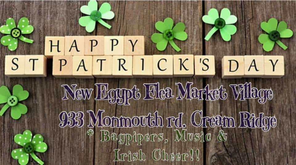 Celebrate St. Pattys Day at the Village- <br>March 17, 2021