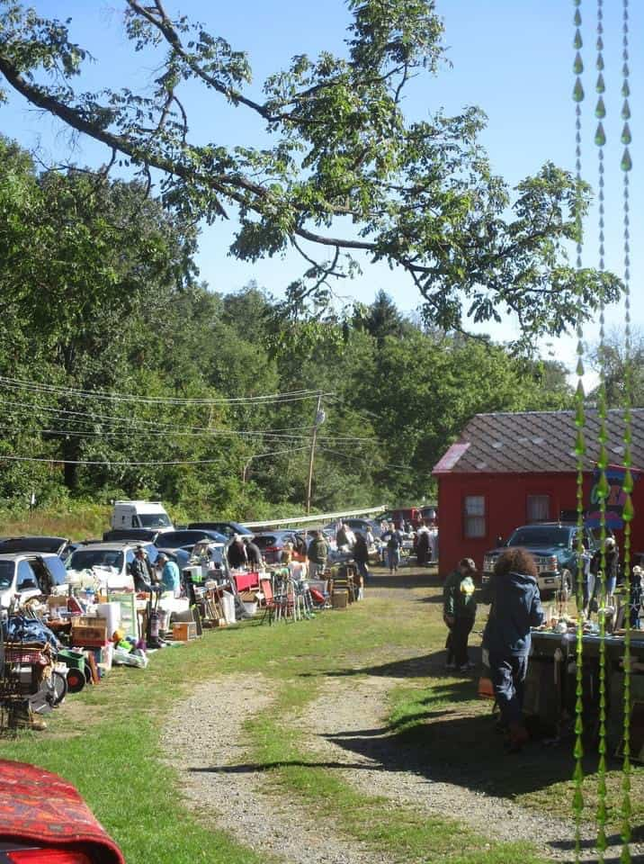 Article-Visit The New Egypt Flea Market Village -Find Some Of The Best Antiques In New Jersey