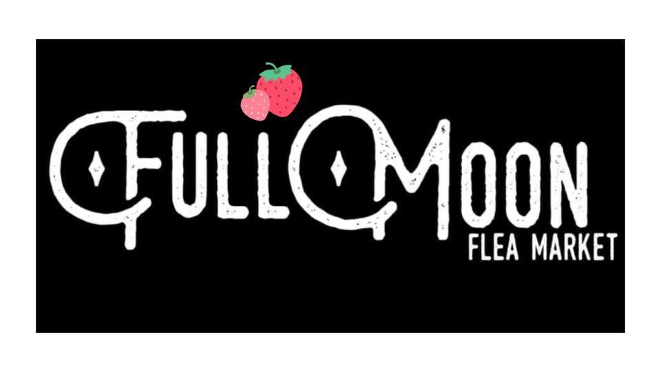 Full Moon Market (Strawberry Moon) – June 24, 2021