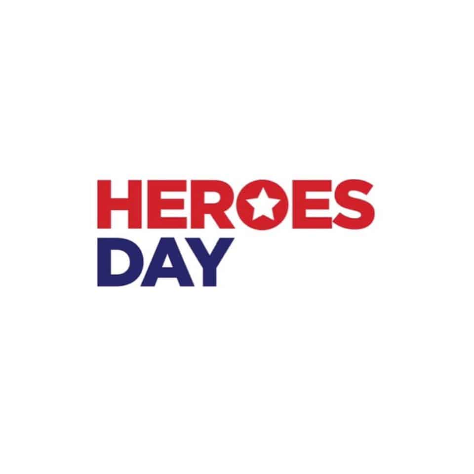 Hero's Day-<br>July 4, 2021