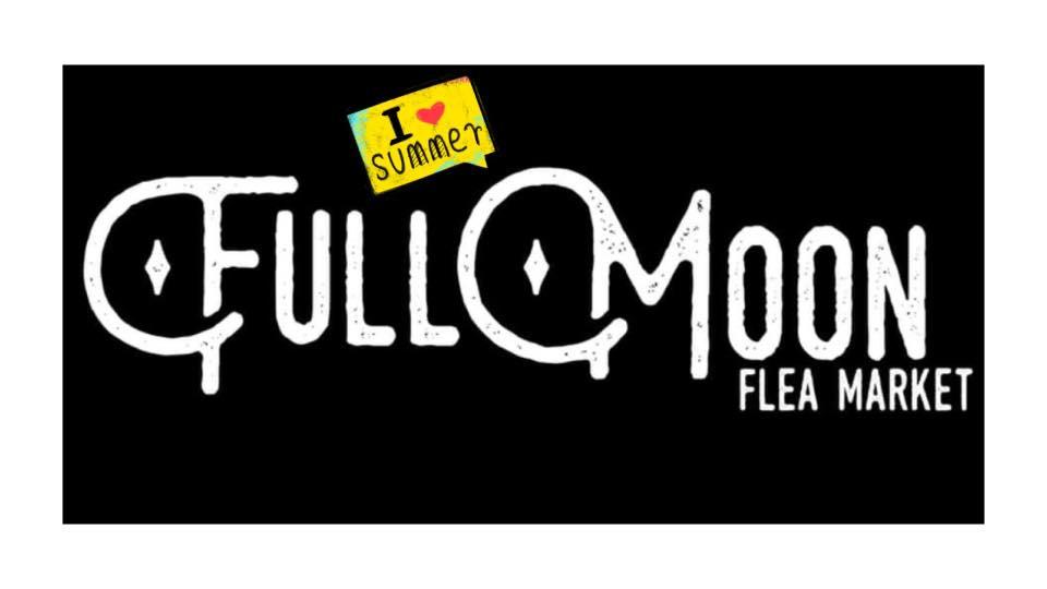 Full (Sturgeon) Moon Market Event- New Egypt Flea Market