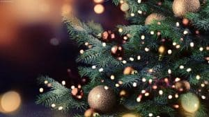 Holiday Tree Lighting- New Egypt Flea Market. NJ