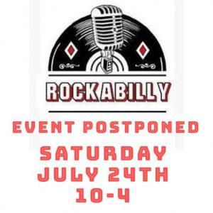 Rockabilly Event Postoned