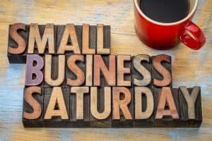 Small Business Saturday at the New Egypt Flea Market Village!