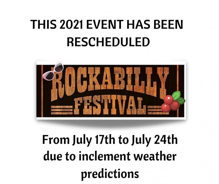 Rockabilly 2021-Rescheduled