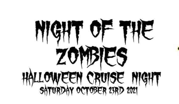 Night of the Zombies at the New Egypt Flea Market, New Egypt, NJ